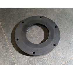 GUARNIZIONE SILICONE 140 mm