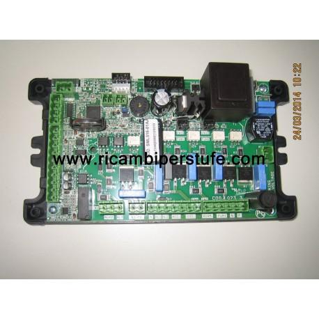 Scheda elettronica micronova air idro l023 3lcd for Reset scheda micronova